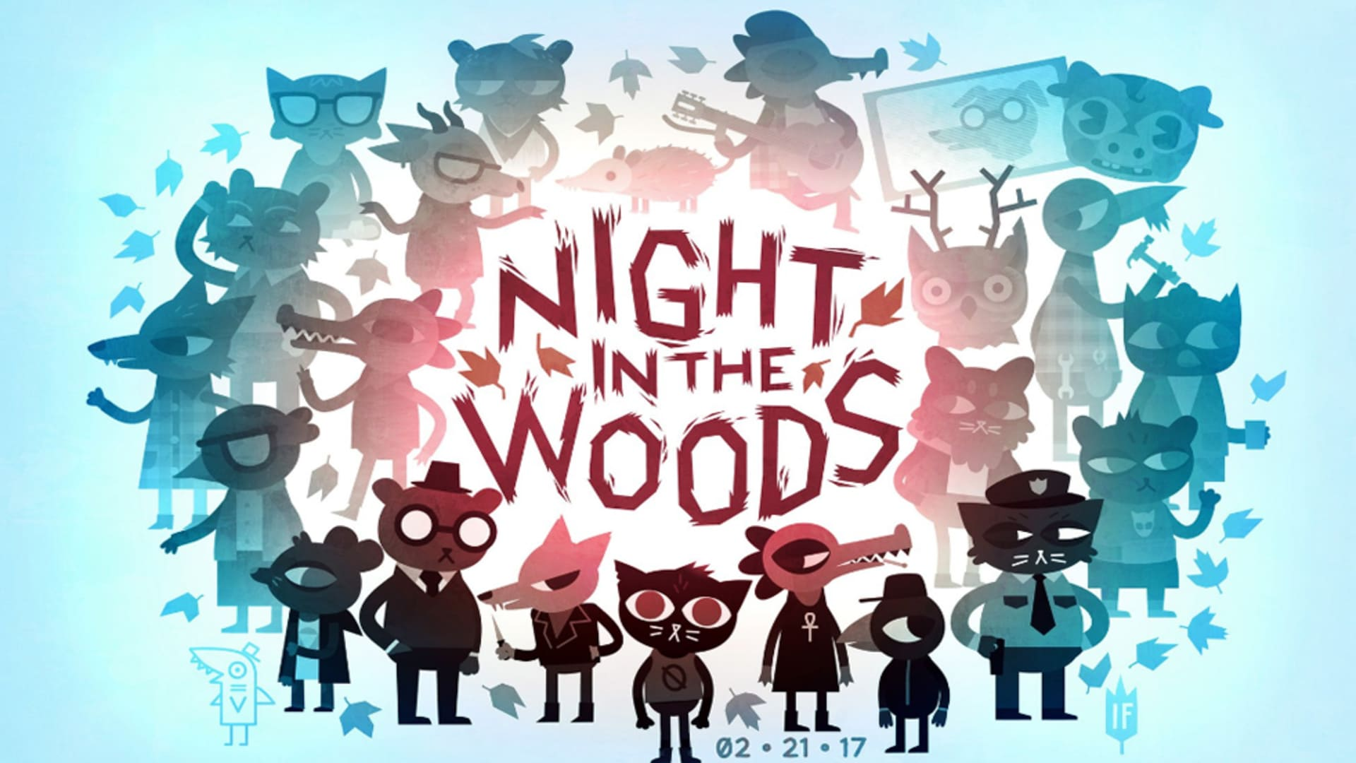 De första 23 minuterna av Night In The Woods