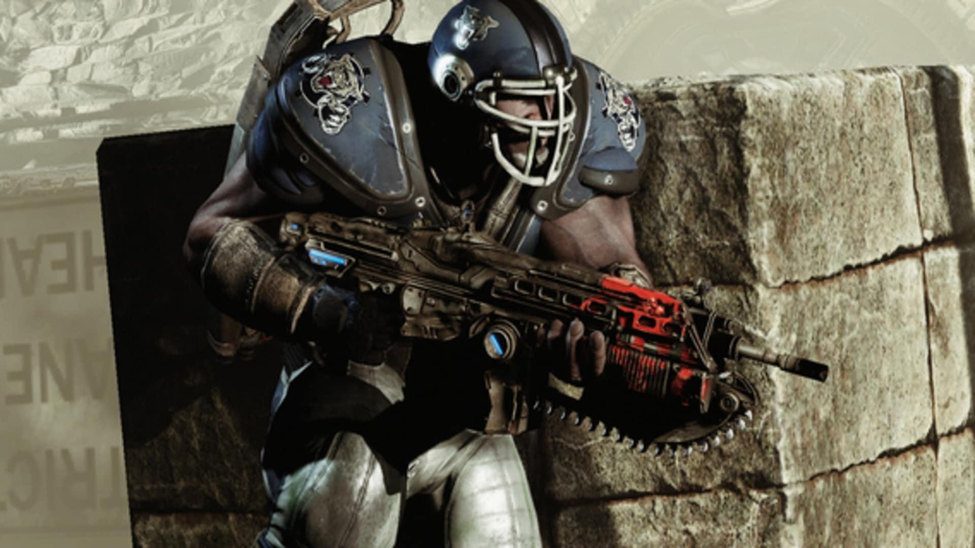 """Gears of War-utvecklaren och Microsoft stämda av den """"riktiga"""" Cole Train"""