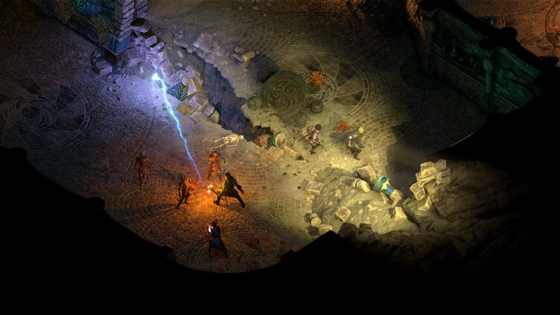 Pillars of Eternity 2-kampanjen är över