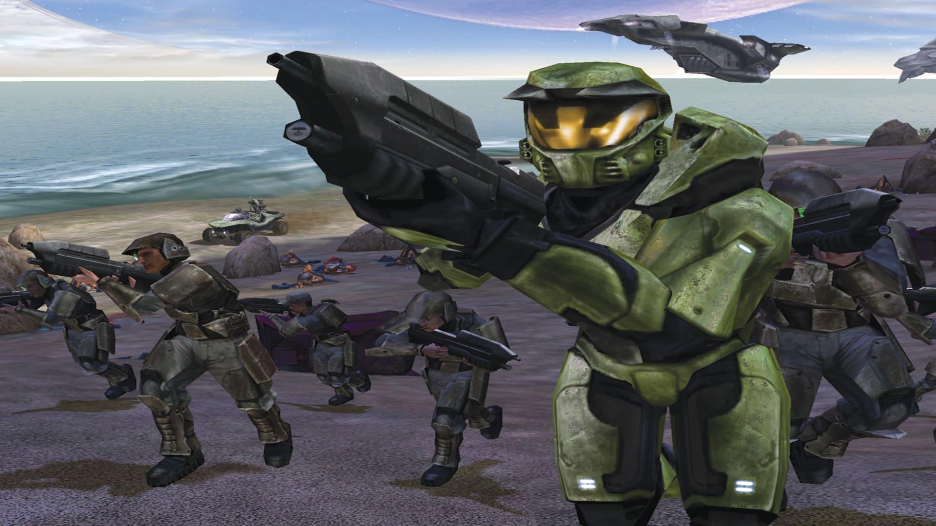 """""""Alla Halo-spel kommer ha split screen i framtiden"""""""