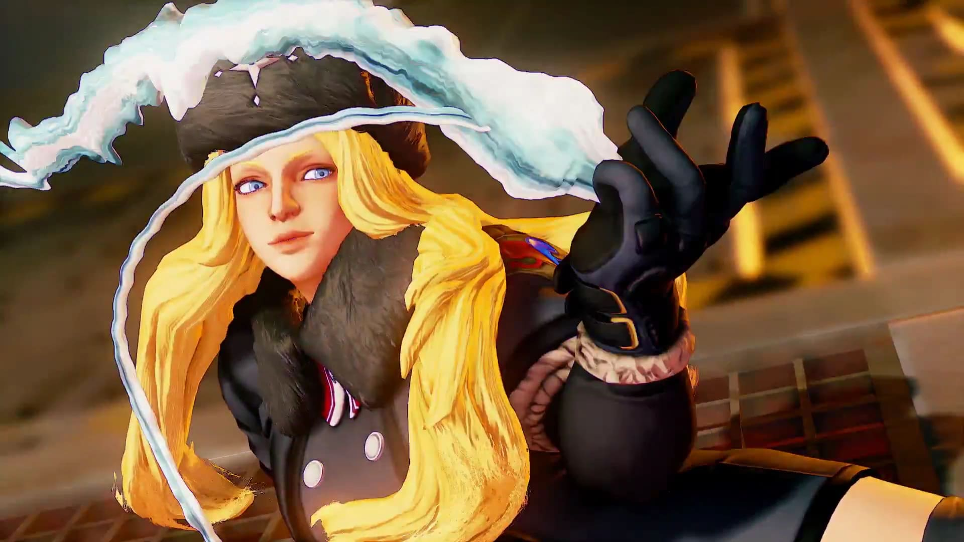 Kolin kommer till Street Fighter V