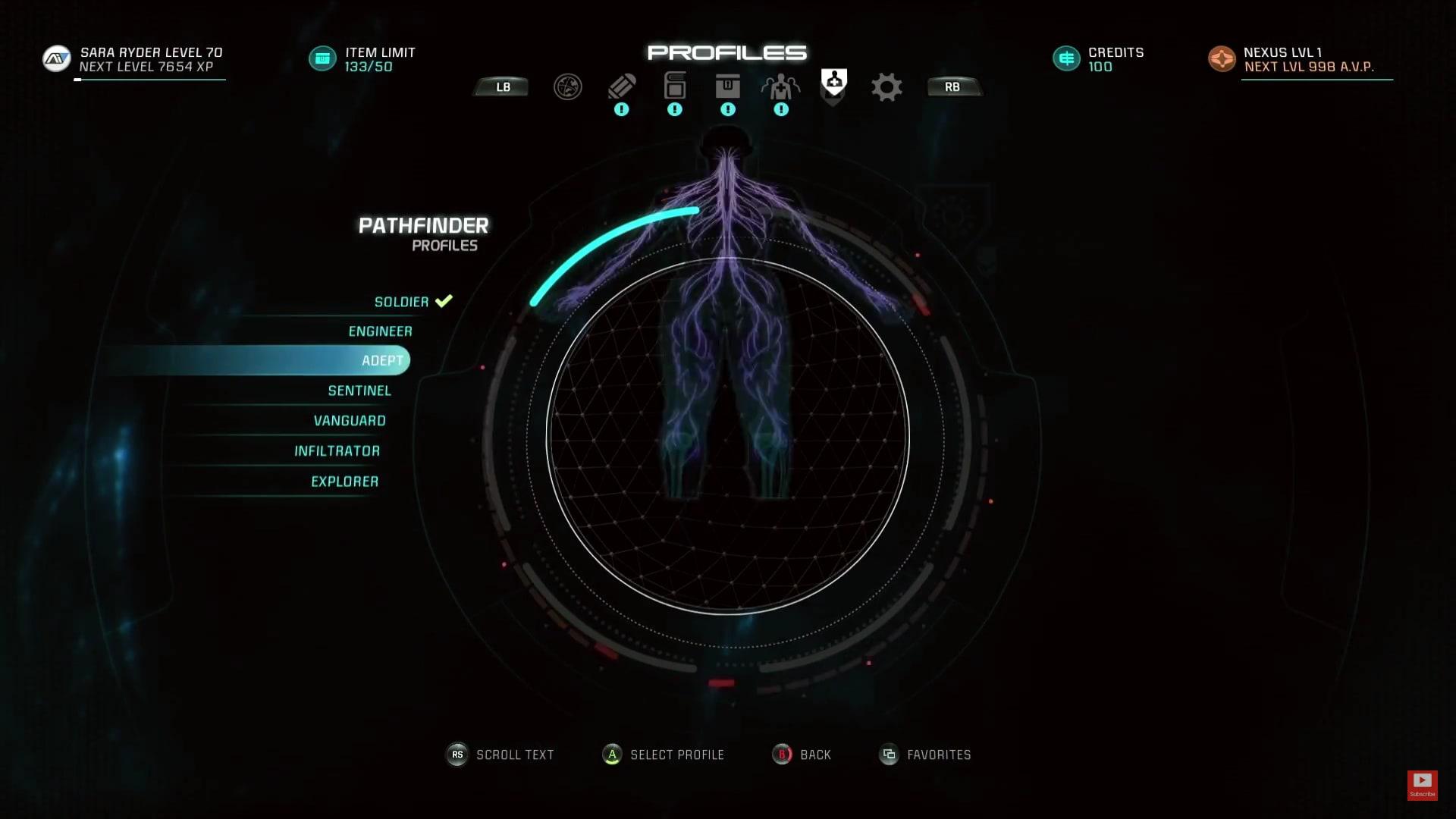 Ny video om striderna i Mass Effect: Andromeda