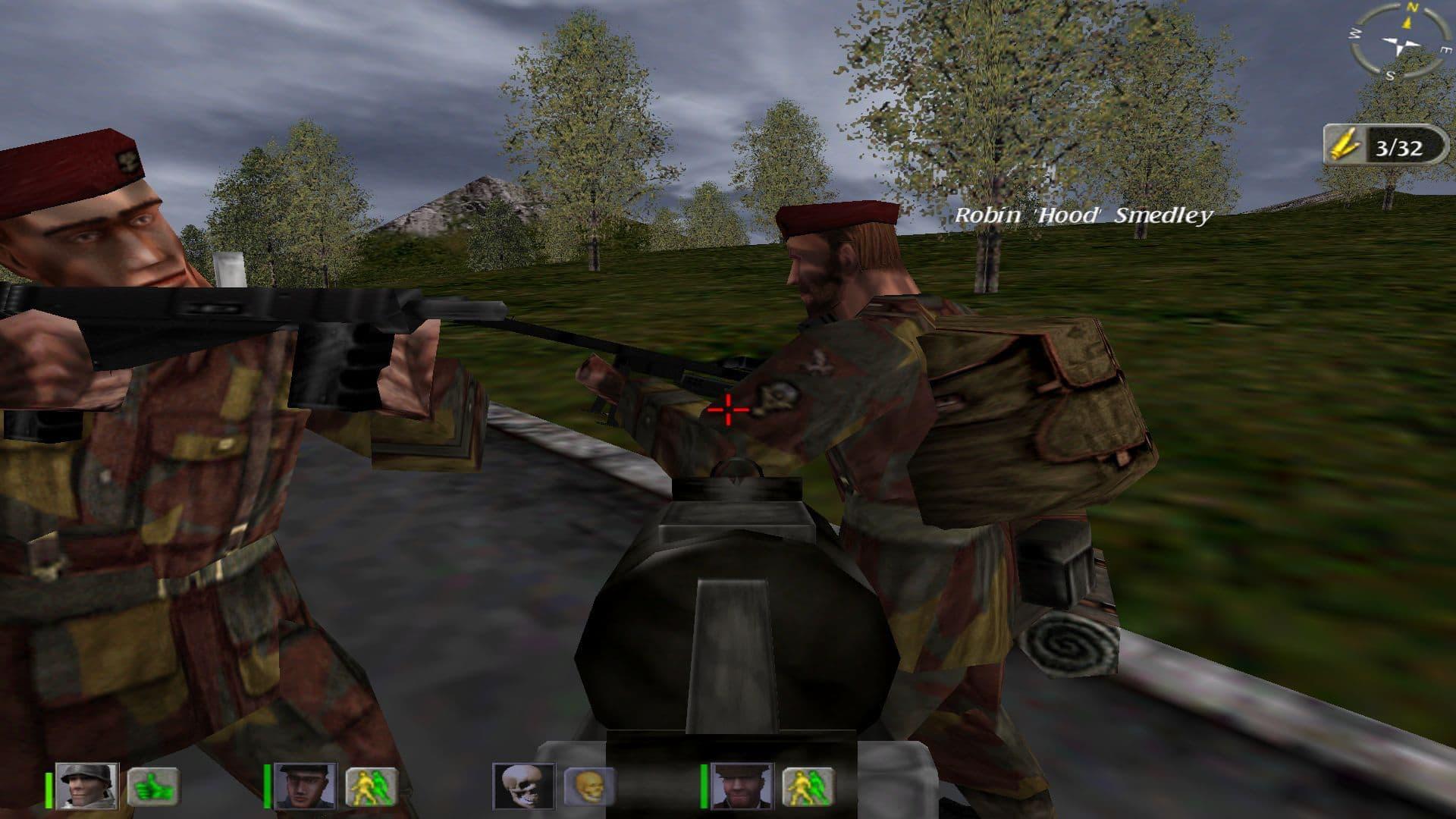 Hidden & Dangerous-spelen har släppts på GOG