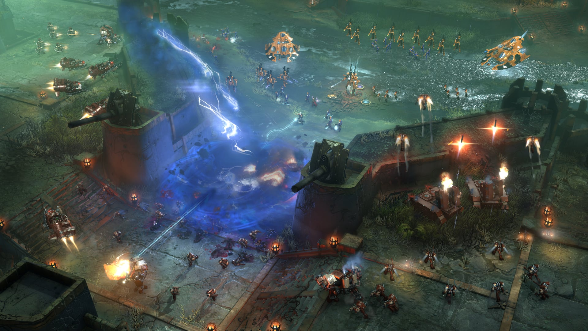 Relic berättar om multiplayer i Dawn of War 3