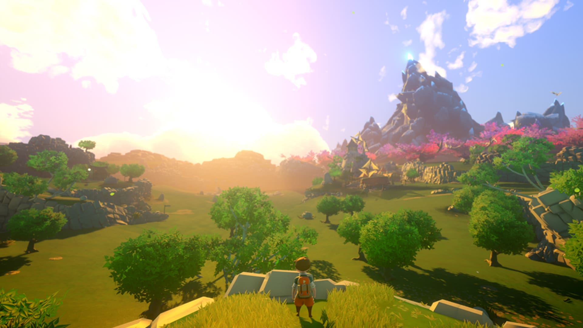Yonder kan stilla Zelda-begäret på pc