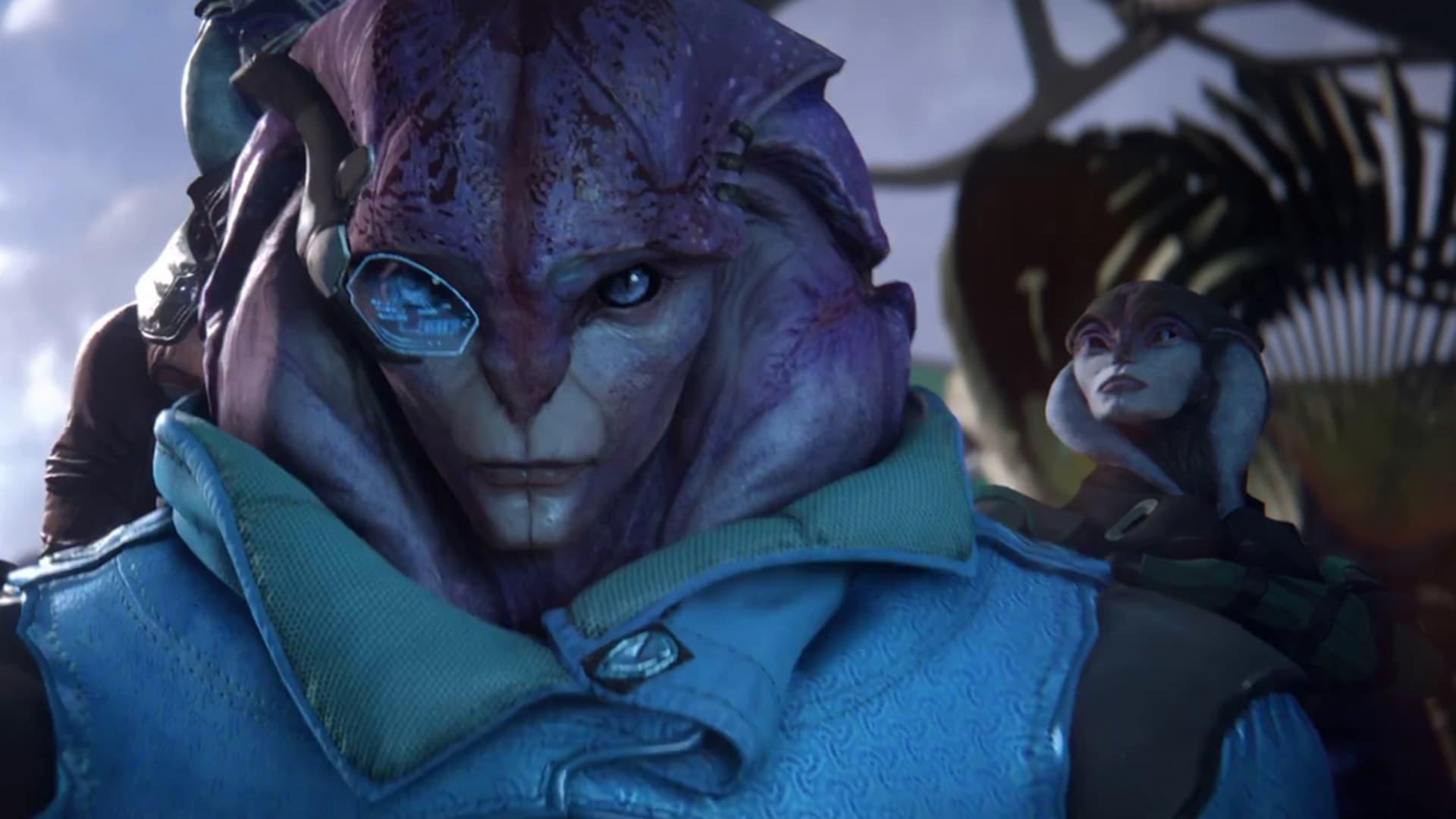 Oroande rapporter om Mass Effect: Andromedas inledande timmar