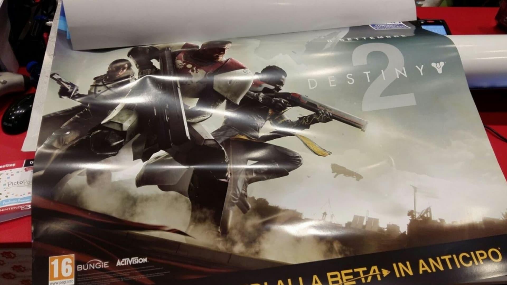 Rykte: Destiny 2 släpps den 8 september
