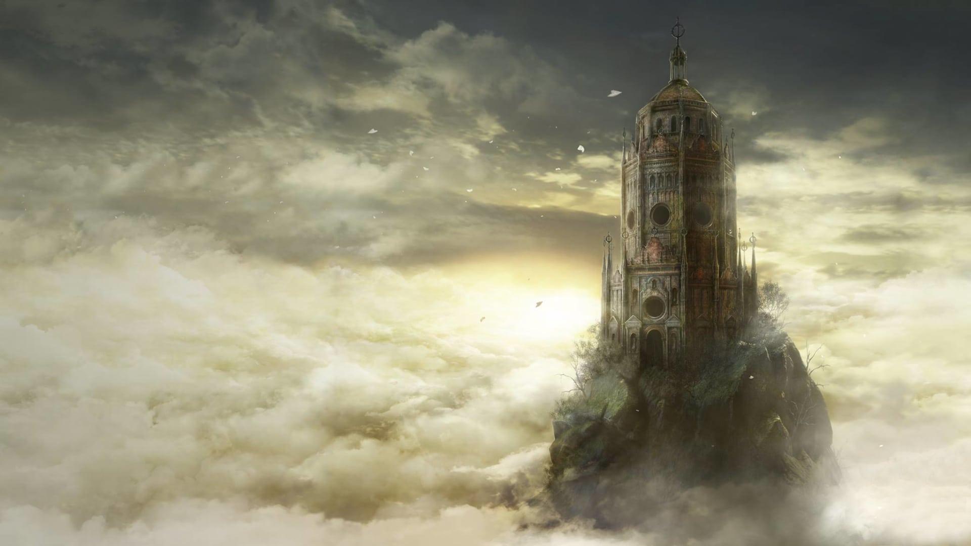 Här är lanseringstrailern till Dark Souls III: The Ringed City