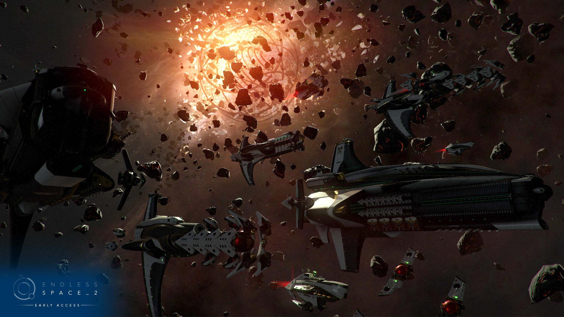 Ny Endless Space 2-uppdatering introducerar ny ras
