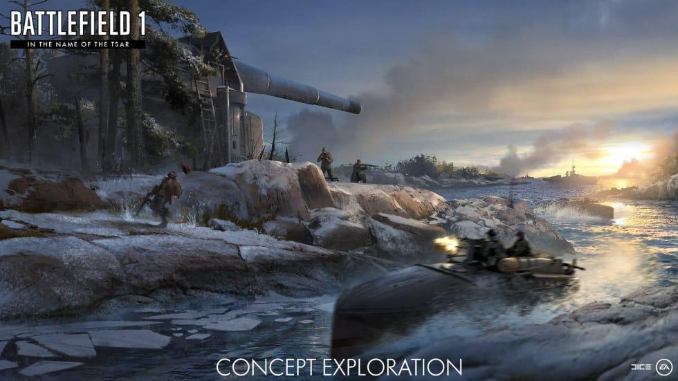 Battlefield 1 kommer börja få månatliga uppdateringar