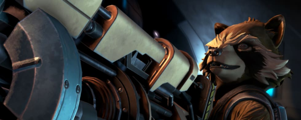 Guardians of the Galaxy: The Telltale Series: Tangled Up in Blue