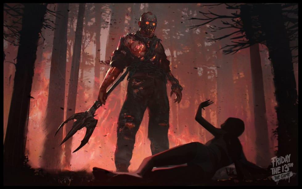 Jason lever – Friday the 13th: The Game släpps nästa månad