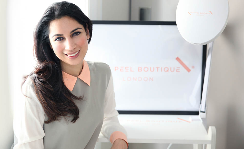 The peel boutique about rabia