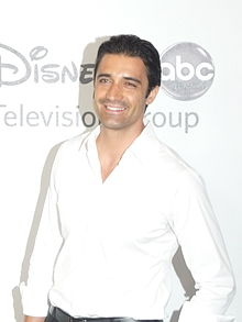 Where is gilles marini from