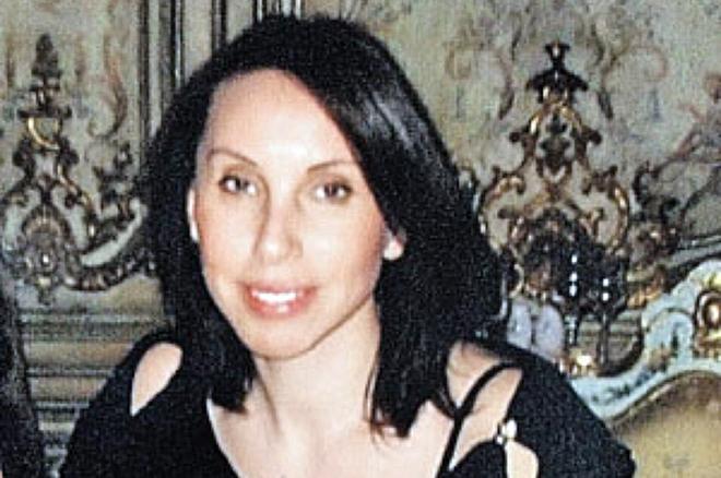 Ирина Меладзе в молодости