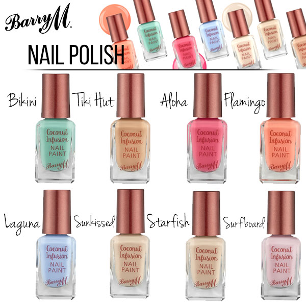 Barry m nails