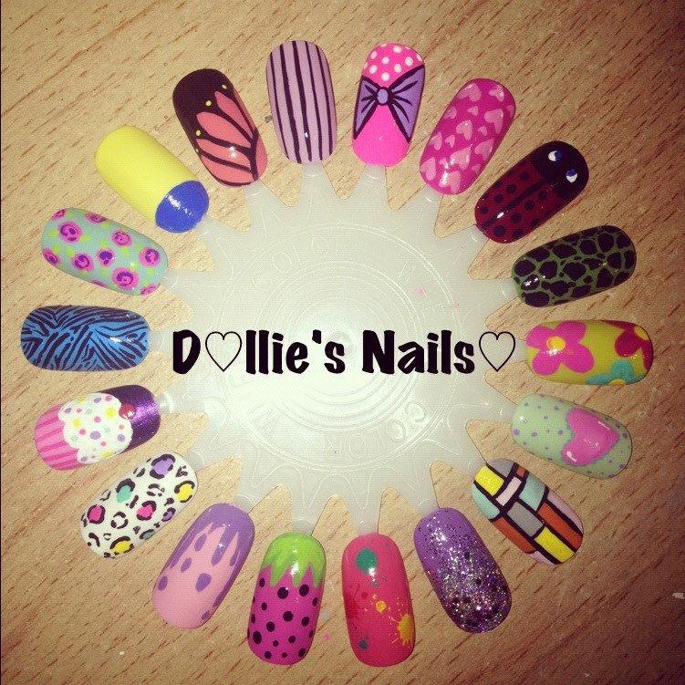 Dollies nails