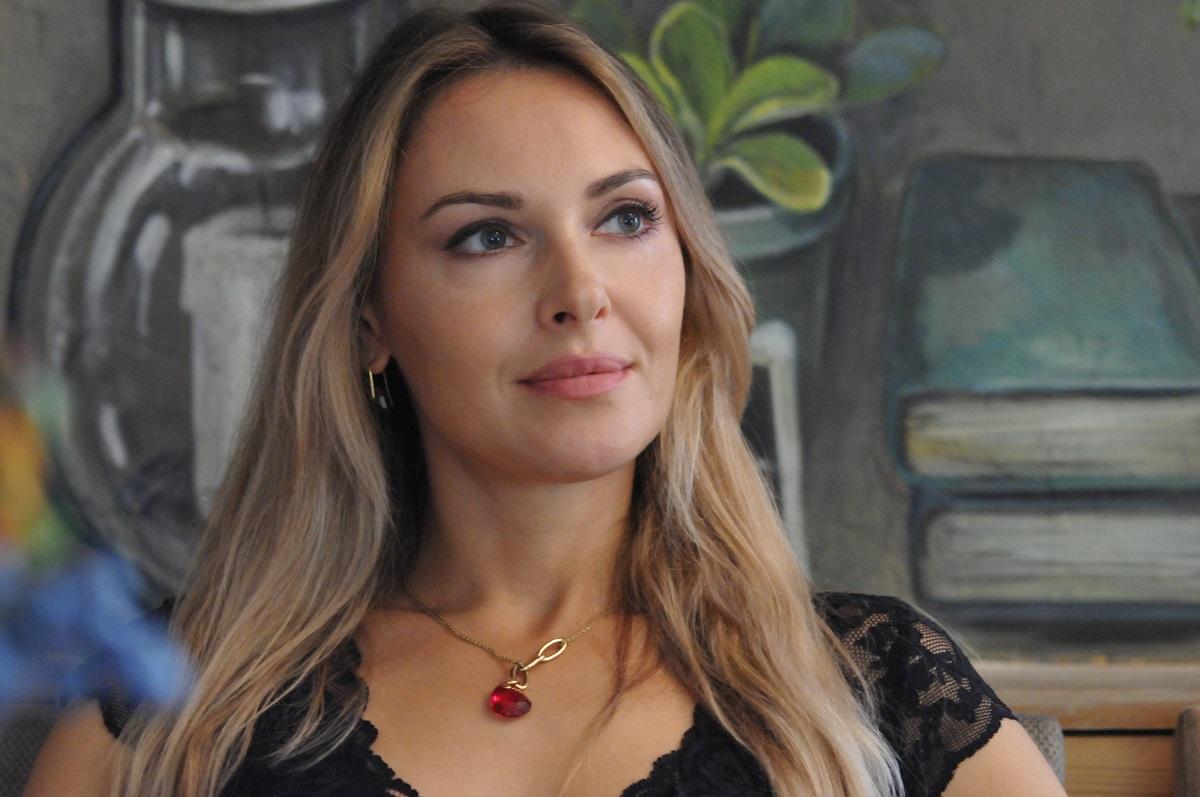 Ольга фадеева в сериале с