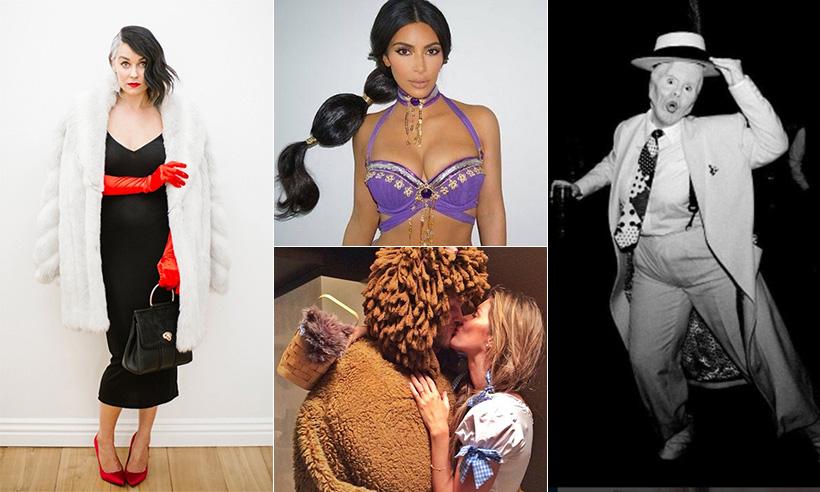 Best celebrities to be for halloween