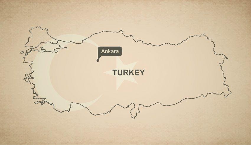 Географическое положение Турции