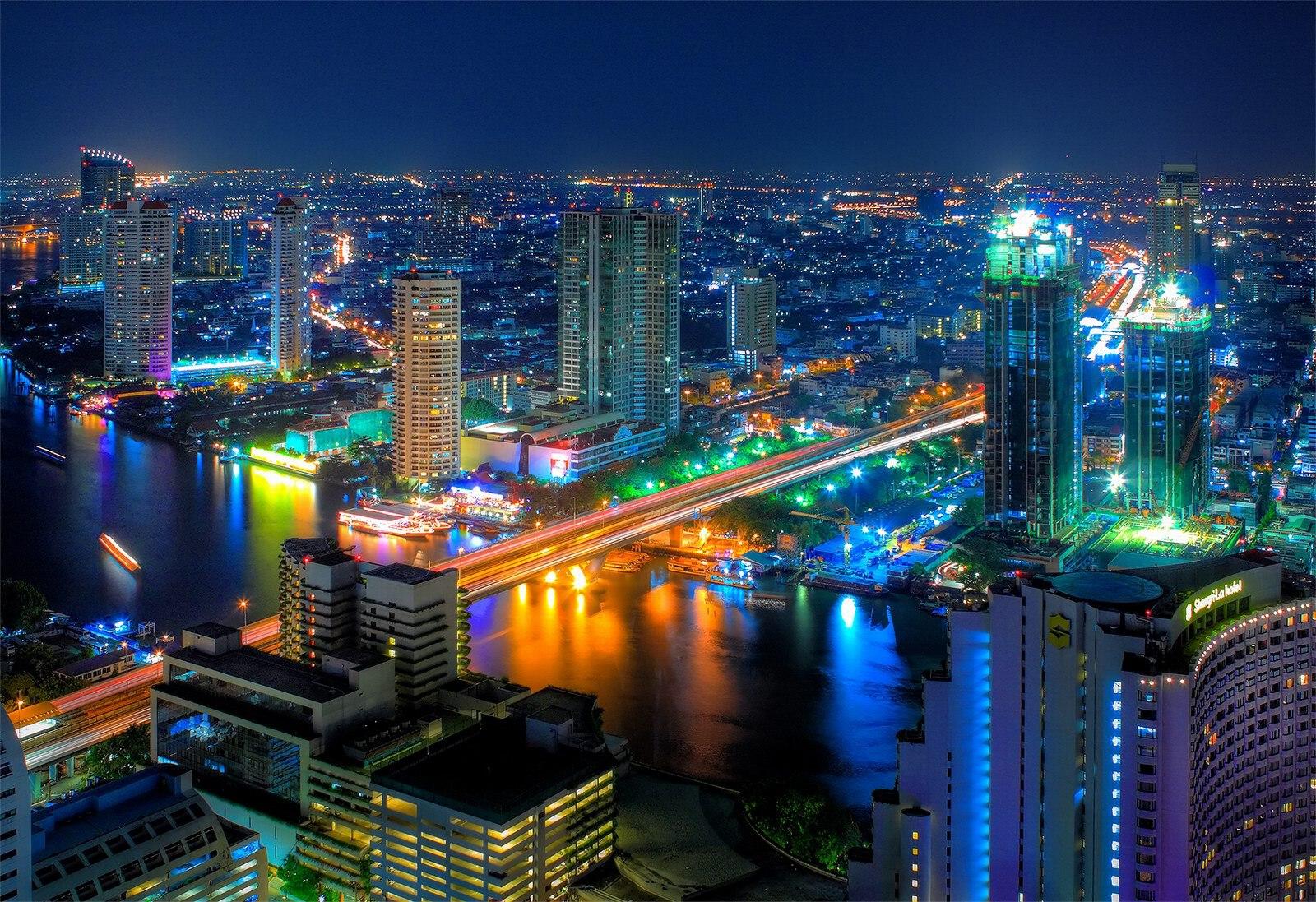 Основные курорты тайланда