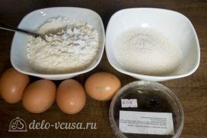 Ванильный бисквит рецепт для торта