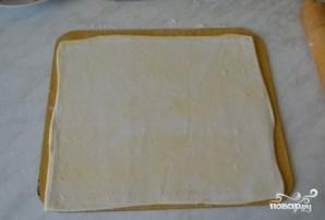 Как приготовить слоеное тесто с сосисками