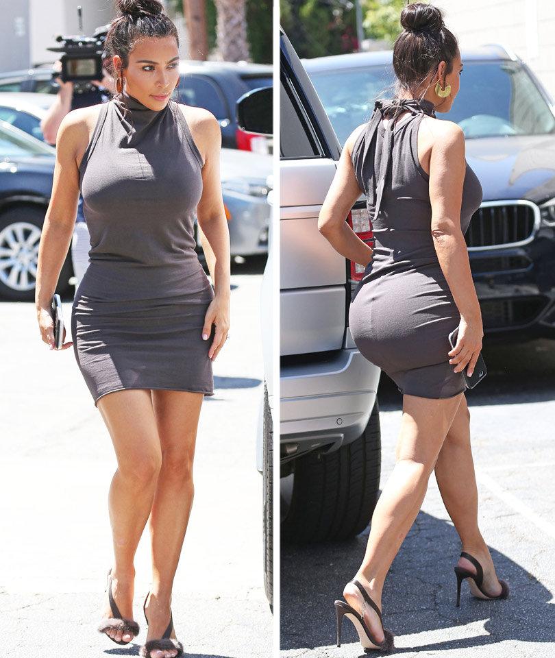 Kim kardashians but