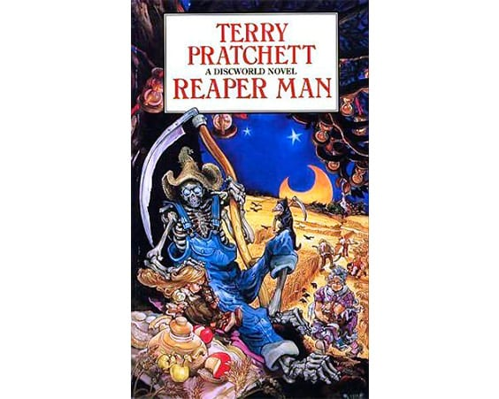 «Мрачный жнец» Терри Пратчетта