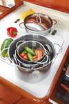 Nesting 11-Piece Cookware Set