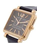 Marc Jacobs Women's Vic Rose-Gold Leather Quartz Fashion Watch - 2