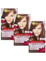 Garnier Women's Color Sensation 3 Pack - 2