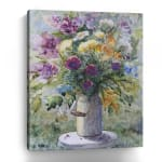 Spring Blooms Canvas Giclee - 3