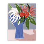 Spring Florals 10 Canvas Giclee - 1