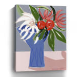 Spring Florals 10 Canvas Giclee - 3