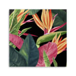 Green Palms Canvas Giclee - 1