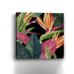 Green Palms Canvas Giclee - 3