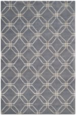 Safavieh Hand Knotted Wool Blue Rug - 2