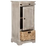 Safavieh Tall Storage Cabinet - 7