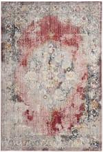 Safavieh Beckett Rose & Light Gray - 2