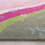 Safavieh Pink & Green Swirl Rug - 6