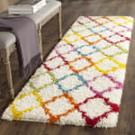 Safavieh Layla Multicolored Quatrefoil Rug - 1