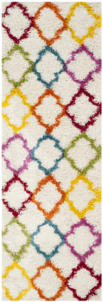 Safavieh Layla Multicolored Quatrefoil Rug - 3