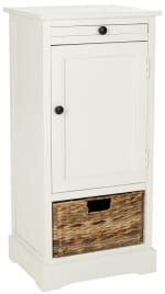 Safavieh Jason Tall Ivory Storage Cabinet - 3
