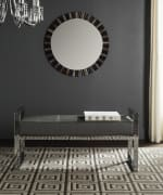 Safavieh Sloane Gray Bench - 1
