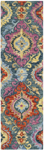 Safavieh Multicolored Wool Rug - 1
