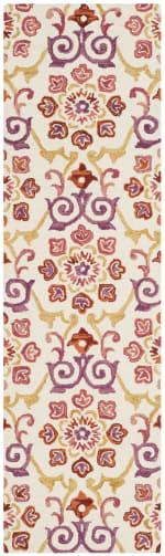 Safavieh Multicolored Wool Rug - 1