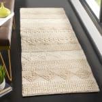 Safavieh Tan Wool Rug - 4