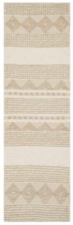 Safavieh Tan Wool Rug - 6