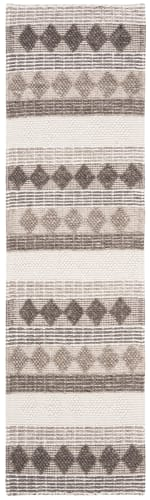 Safavieh Gray Wool Rug - 1